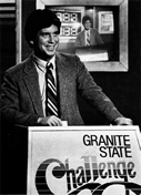 Original Granite State Challenge host, Tom Bergeron.