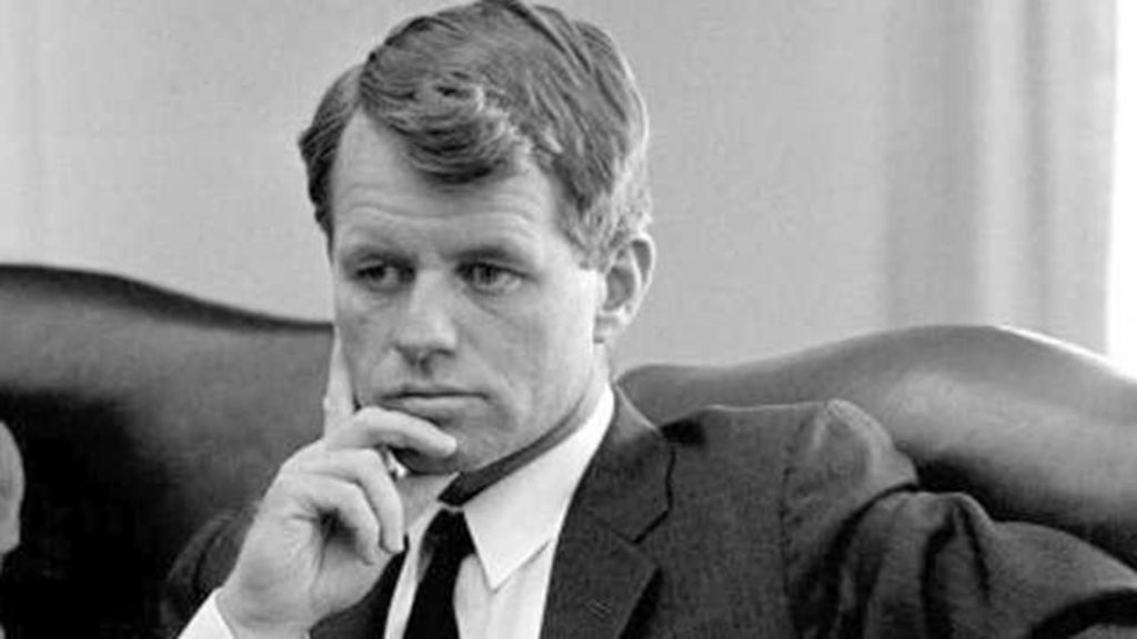 robert f. kennedy and the nuremberg trials