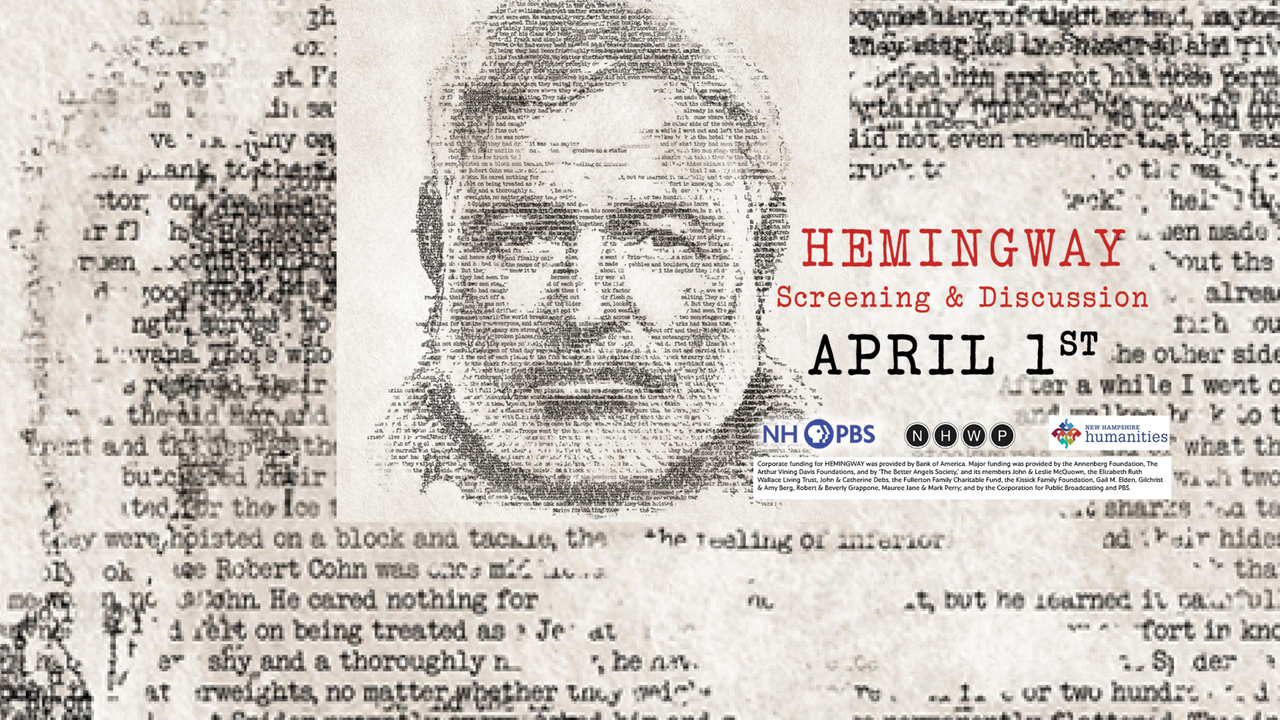 Hemingway - Screening and Discussion