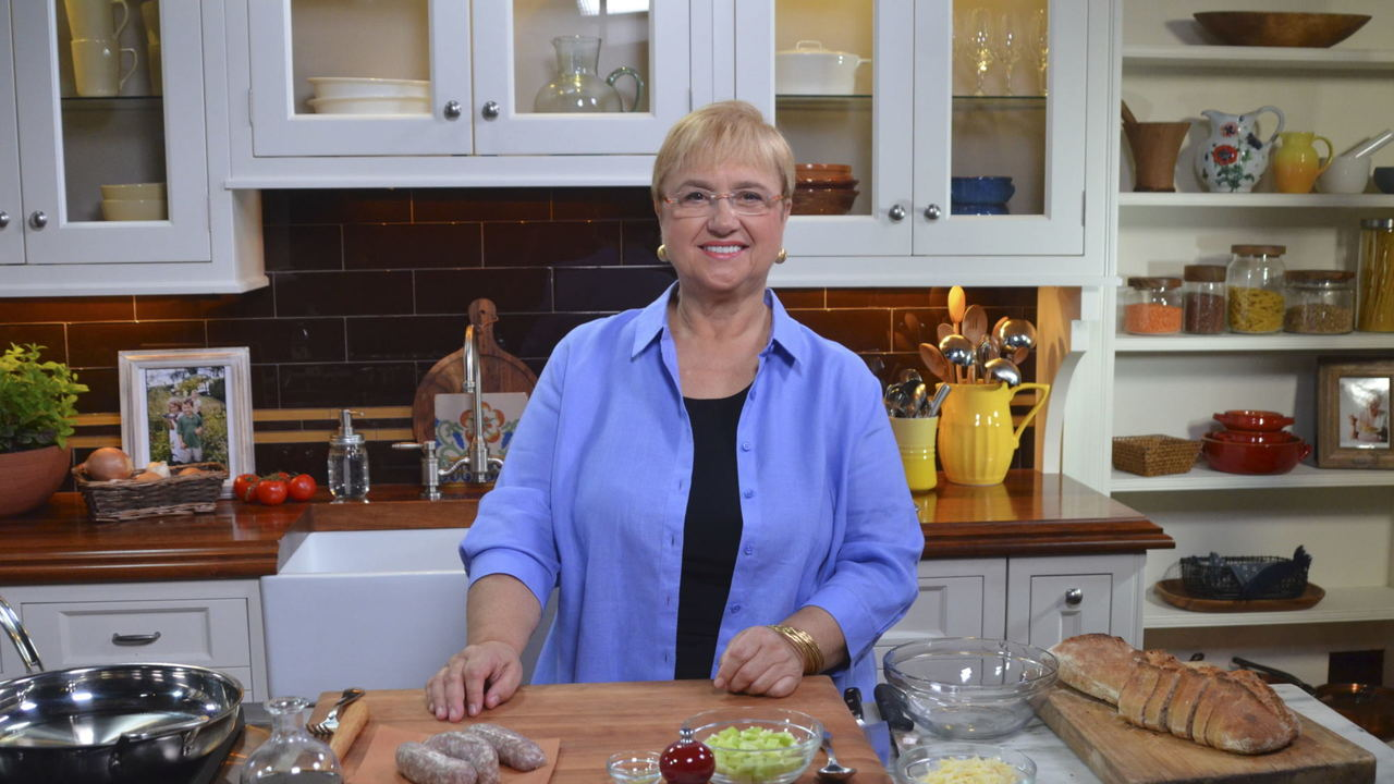 Taste of Fame: Cooking with Chef Lidia Bastianich
