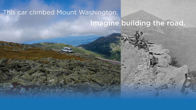 how the auto road made mount washington for everyone