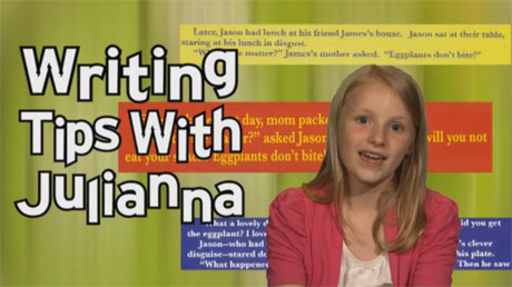 Writing Tips From Julianna!