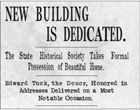Concord Evening Monitor, November 23, 1911. Courtesy of the New Hampshire State Library.