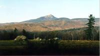 Mount Chocorua the Legend